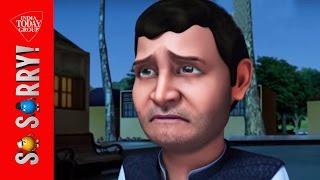 So Sorry: Rahul
