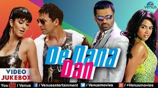 De Dana Dan Video Jukebox | Akshay Kumar, Katrina Kaif |