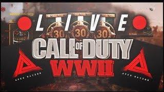 Call of duty WW2: Short stream  {LIVESTREAM}