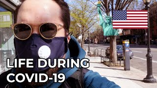 LIFE IN NYC DURING THE PANDEMIC