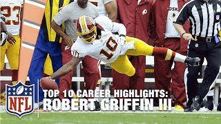 RGIII's Top 10 Career Highlights...So Far | NFL