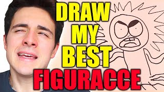 Draw my best FIGURACCE - Tommycassi