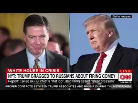 CNN: Trump Administration is Obstructing Justice in Russia Investigation