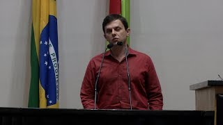 Vereador de Itajaí reivindica passarelas na Rodovia Antonio Heil