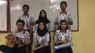 SBK | XI IPA 3 Aransemen lagu barat Kelompok 5