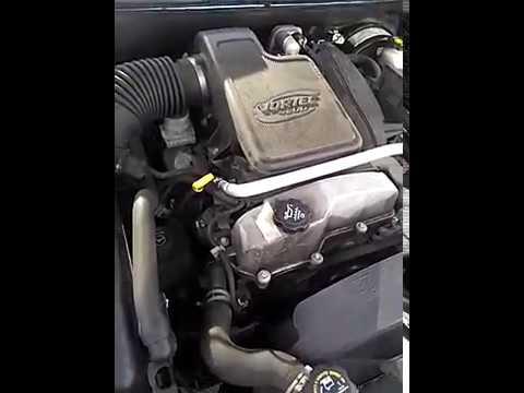 2006 Chevy Trailblazer Engine Knocking - YouTube