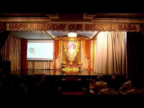 Heaven At Mother Sai's Feet By S.M.I.L.E. Team (Sri Sathya Sai Baba's 93rd Birthday Offering)