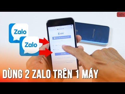 Mẹo Dùng 2 Tài Khoản Zalo Trên 1 Máy điện Thoại - Use 2 Zalo Accounts On Only One Phone. Try It Now!