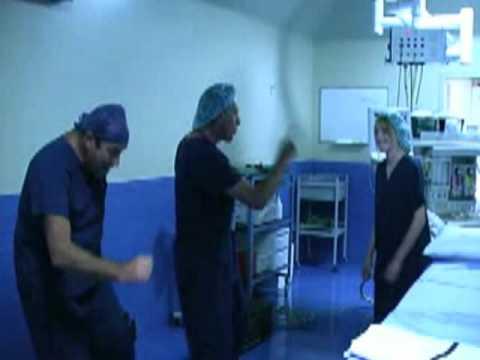 amateur transplants anaesthetists hymn