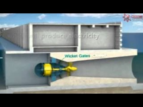 UK: Scientists look to tap into tidal power