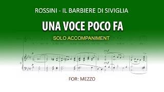 Play Il Barbiere Di Siviglia Io Sono Docile - Rosina