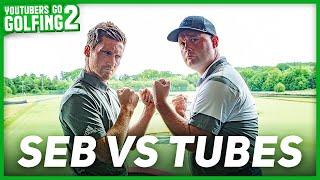YOUTUBER'S GO GOLFING - S2 EP1 - SEB vs TUBES!