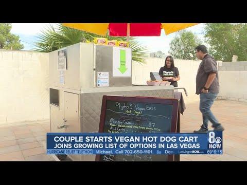 Viva Las Vegan: New vegan food option part of growing trend in Las Vegas