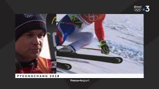 JO 2018 - Ski alpin - Slalom géant hommes / Alexis Pinturault :
