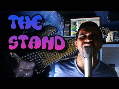 The Stand by hillsong - Metal Cover