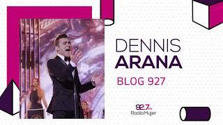 Dennis Arana | Blog 927