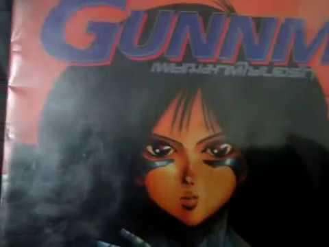 GUNNM เพชรฆาตไซบอร์ค   การ์ตูนสุดล้ำในตำนาน (กำลังจะสร้างเป็นหนัง (โคตรดีใจ)) Alita battle angel