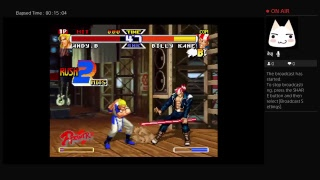 Fatal Fury Battle Archive No.2: Real Bout Fatal Fury Special: Arcade Mode Andy Bogard
