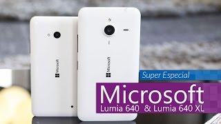 Super Especial Microsoft - Lumia 640 e Lumia 640 XL - TecMundo
