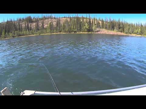 TheBBZtv @ Great Bear Lake NWT-Trolling Lakers