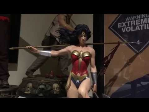 Sideshow Wonder Woman Premium Format