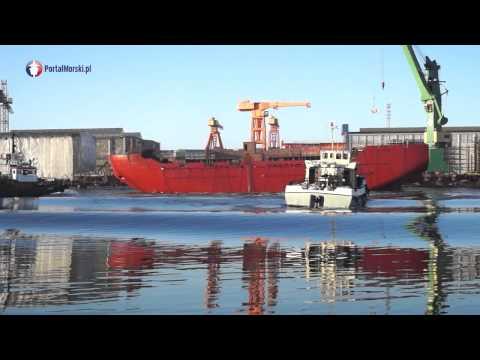 Wodowanie w Stoczni Remontowa Shipbuilding S.A.