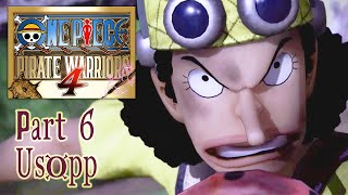 One Piece: Pirate Warriors 4 - Story Mode: Enies Lobby Arc Stage 1『ONE PIECE 海賊無双4』Part 6
