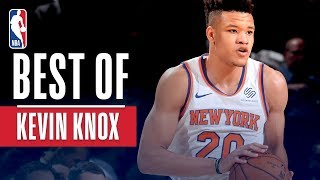 Kevin Knox December Highlights | KIA NBA Rookie of the Month