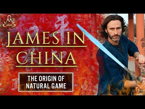 James Marshall Kung Fu Odyssey to China - The Origin of Natural Game - 동영상