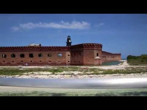 Fort Jefferson in Dry Tortugas National Park #traveling with #BeefCornellUGA 2013! #LoveFL