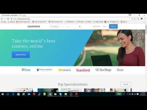 Access Paid courses in Coursera for Free