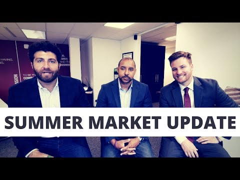 Summer market update