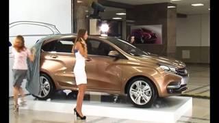 видео Долгожданная отечественная новинка Lada Vesta 2015-2016