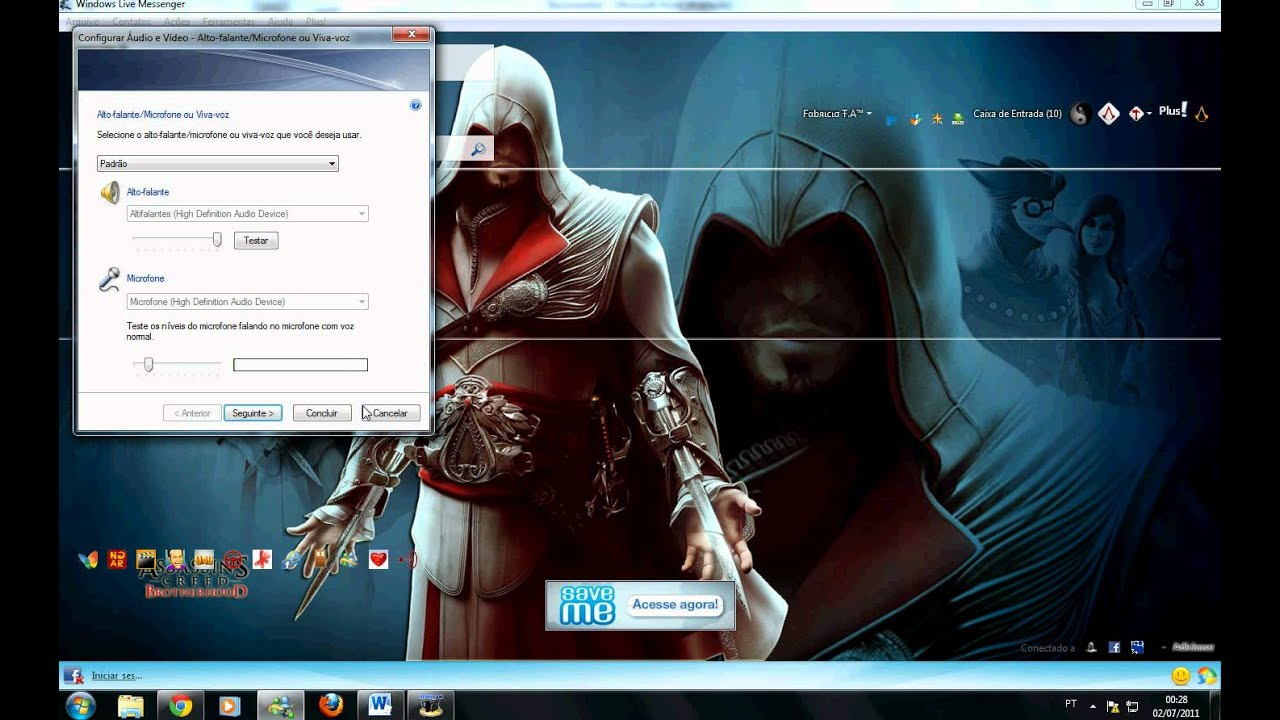 programa para instalar web cam neox