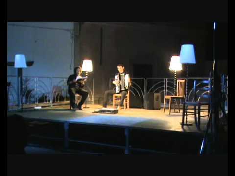 La Versione di Giuseppe – Poeti per don Tonino Bello – Poesia di Stefano Giorgio Ricci.wmv