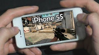 iPhone 5S iOS 12.1.4 - Gaming test (2019)