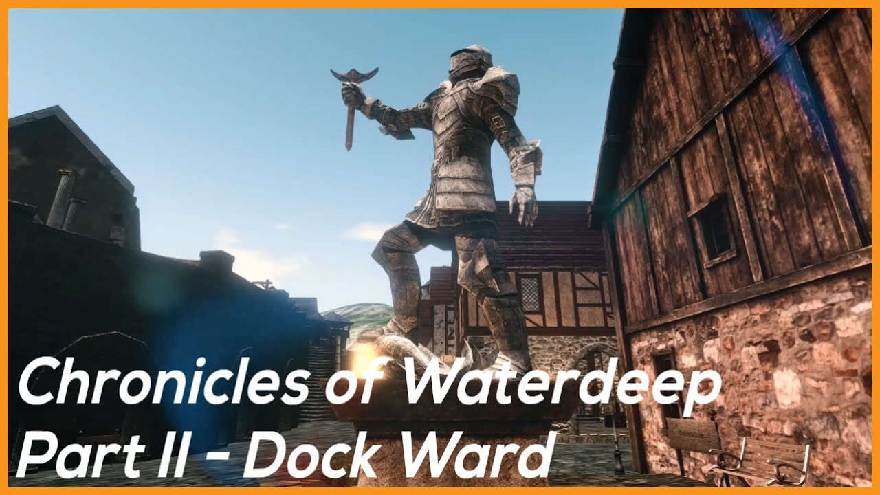 Chronicles of Waterdeep II - Dock Ward