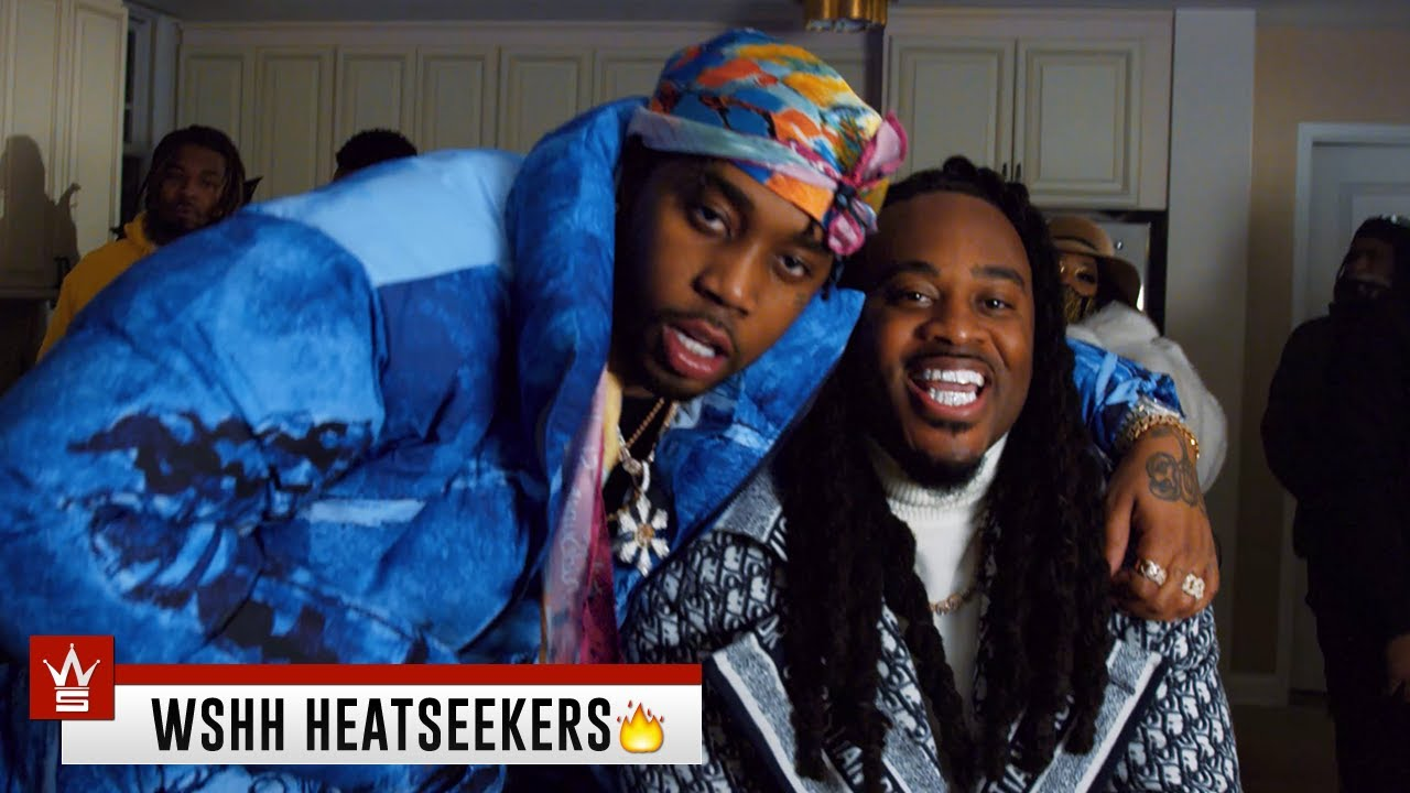 Chulo feat. Fivio Foreign - Wrist Check (Official Music Video - WSHH Heatseekers)