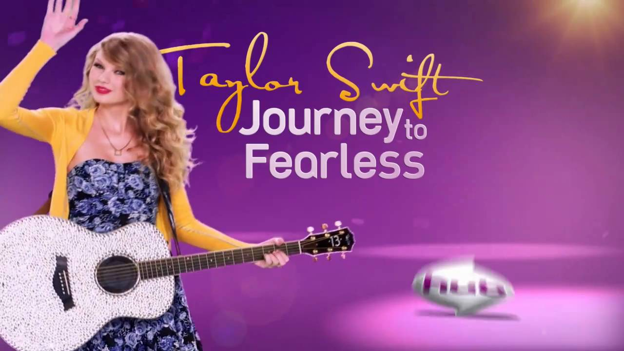 Taylor Swift's 'Journey to Fearless' on The Hub - YouTube