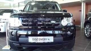 2013 Land Rover Discovery 4 TD 3.0 V6 256 Hp 180 Km/h 111 mph