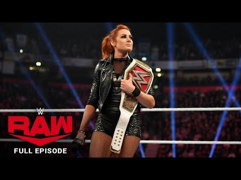 WWE Raw Full Episode, 11 November 2019