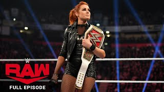 WWE Raw Full Episode, 11 November 2019