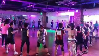 다이어트댄스 : 회원님영상 : 2020첫수업 막춤타임 …