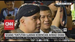 Download Video Sidang Tuntutan Ujaran Kebencian Ahmad Dhani MP3 3GP MP4