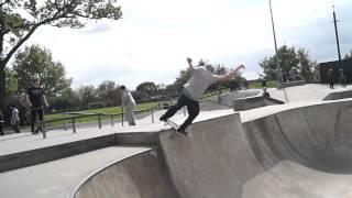 Lee Tilbury Sessing Crawley Skate Park