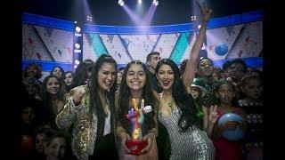 Baixar Simone e Simaria- Final The Voice Kids - Cantam Kaoma