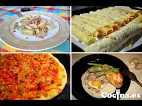 Comidas faciles recetas de cocina youtube for Rectas de cocina faciles