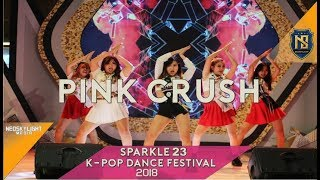 Pinkcrush (Power Up - Red Velvet (레드벨벳) @Sparkle 23 K-Pop Dance Festival 2018