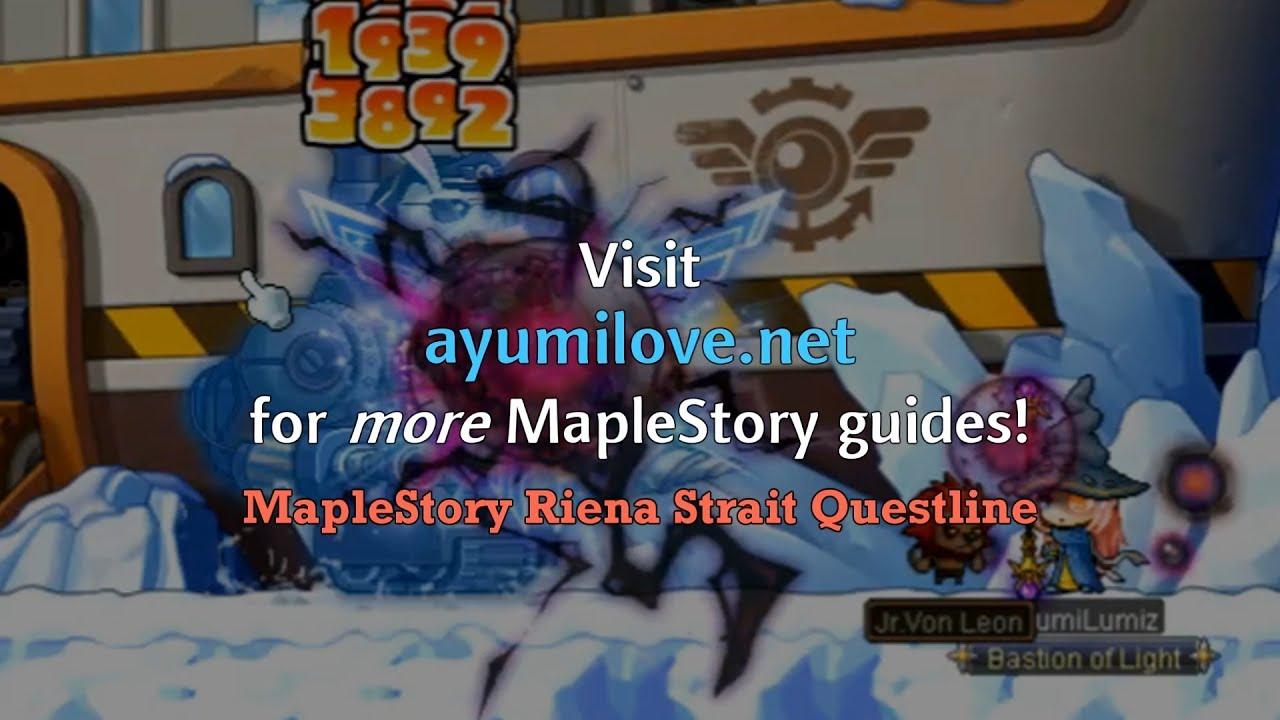 Boss matchmaking liste maplestory