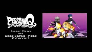 Persona Q: SotL OST - Laser Beam (Boss Battle) Extended